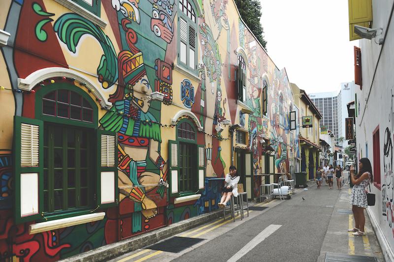Haji Lane - EDGEPROP SINGAPORE