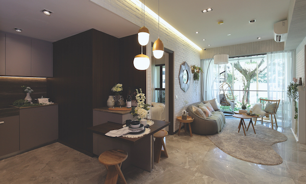 SUMISURA - One Pearl Bank two-bedroom show unit