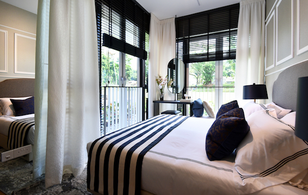 The Verandah Residences - Verandah bedroom