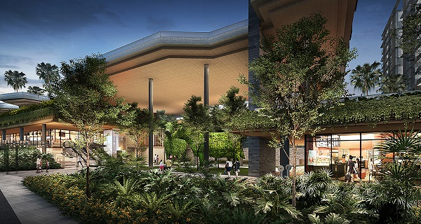 Occupying a site area of approximately 211,488 sq ft, the 99-year leasehold Dairy Farm Residences is the first unique integrated development in the vicinity with a two-level retail podium