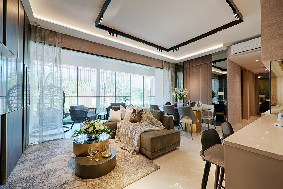 Catering to the different needs of residents, UEL is offering 460 luxurious residential homes arranged in two 15-storey and two 5-storey towers - EDGEPROP SINGAPORE