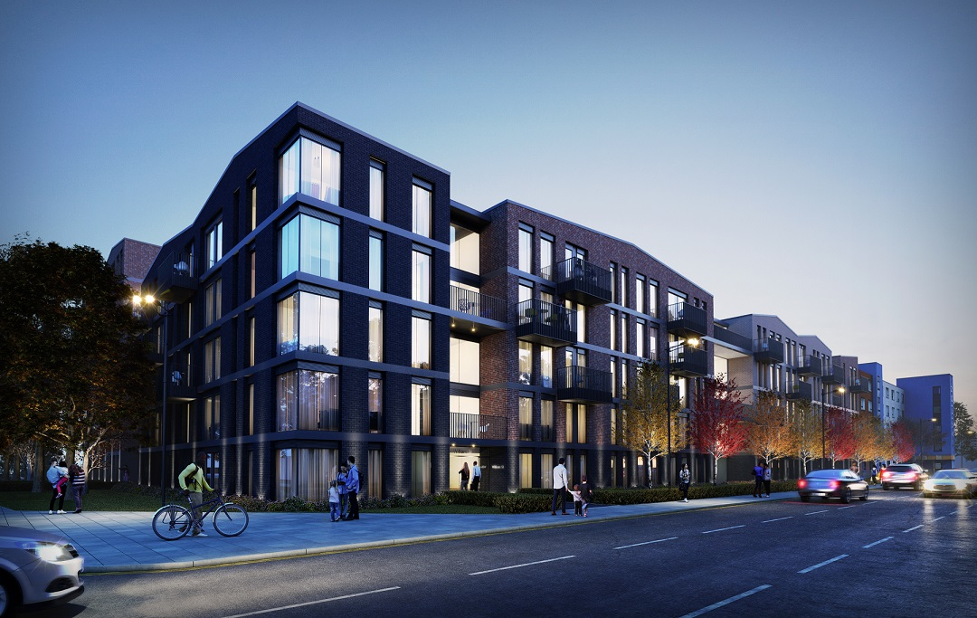 The 230-unit Arden Gate at William Street, Birmingham, is the next project in the city to be launched by Top Capital