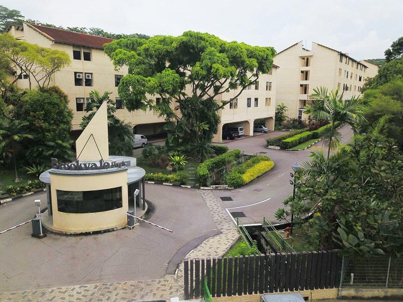 Brookvale Park entrance - EDGEPROP SINGAPORE