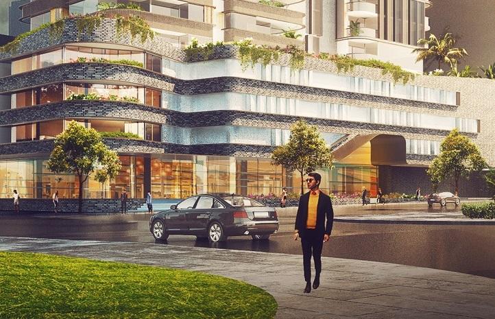 Rendering of The Peak @ Parramatta, Sydney - EDGEPROP SINGAPORE
