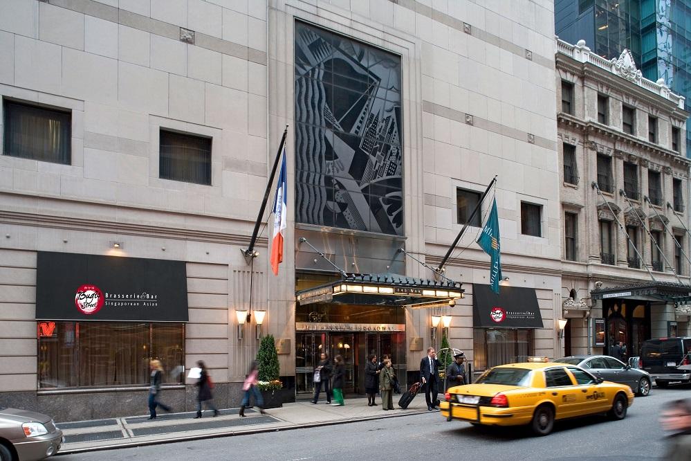 Exterior shot of Millennium Broadway New York - EDGEPROP SINGAPORE