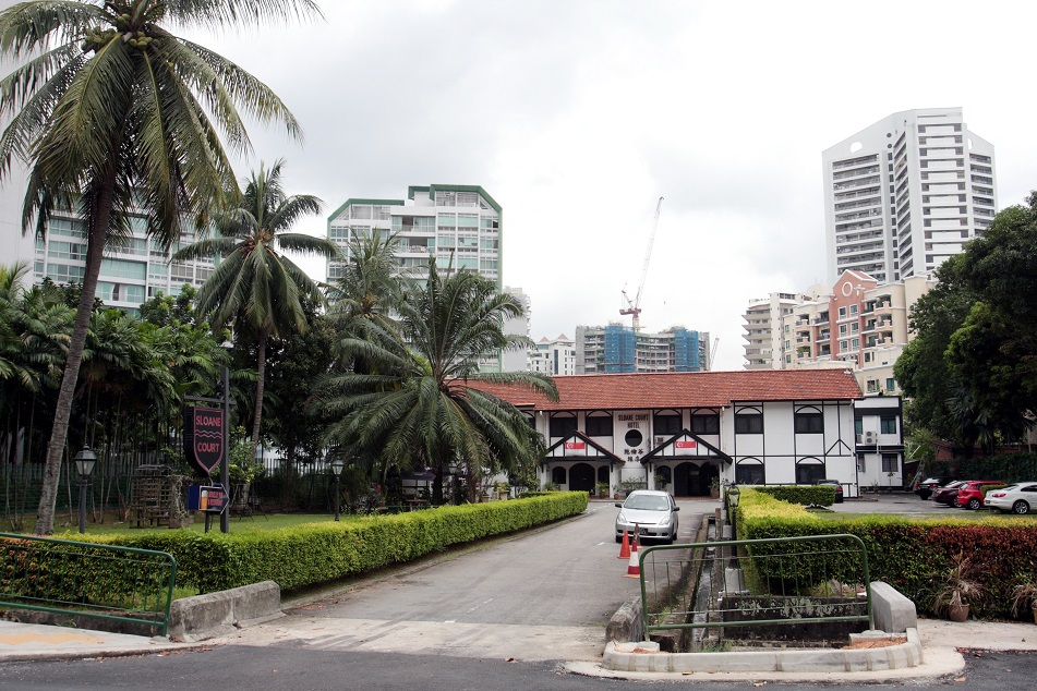 Sloane Court Hotel - EDGEPROP SINGAPORE