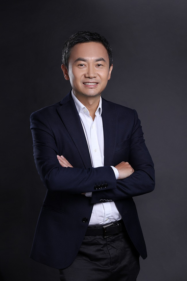 Mao Daqing, CEO and co-founder of Ucommune