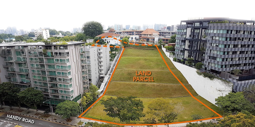 Handy Road site - EDGEPROP SINGAPORE