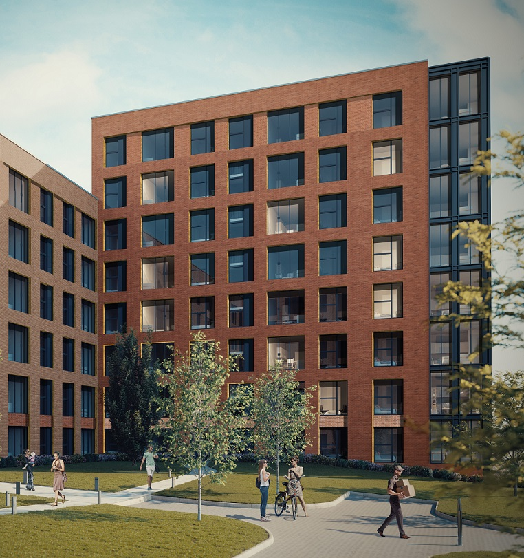Top Capital's 304-unit luxury project The Axium is located in the southern part of Birmingham's core city centre