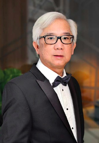 Ho Kay Tat, publisher and CEO of The Edge Media Group
