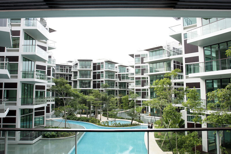 Belle Vue Residences was designed by acclaimed Japanese architect Toyo Ito, who also designed The Crest - EDGEPROP SINGAPORE