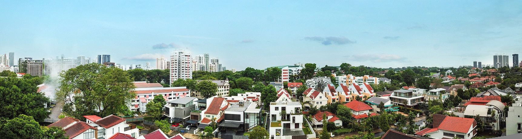 Views from the fifth level of the Gilstead Road site - EDGEPROP SINGAPORE
