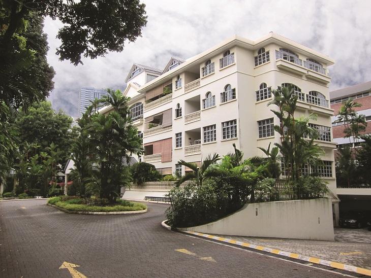 Jervois Green exterior - EDGEPROP SINGAPORE