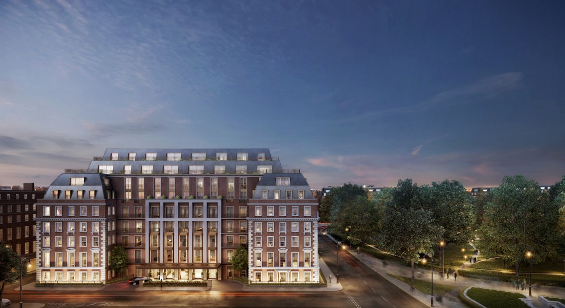 Twenty Grosvenor Square is scheduled to be completed in mid-2018