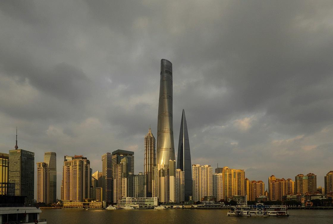 Exterior of Shanghai Tower - EDGEPROP SINGAPORE