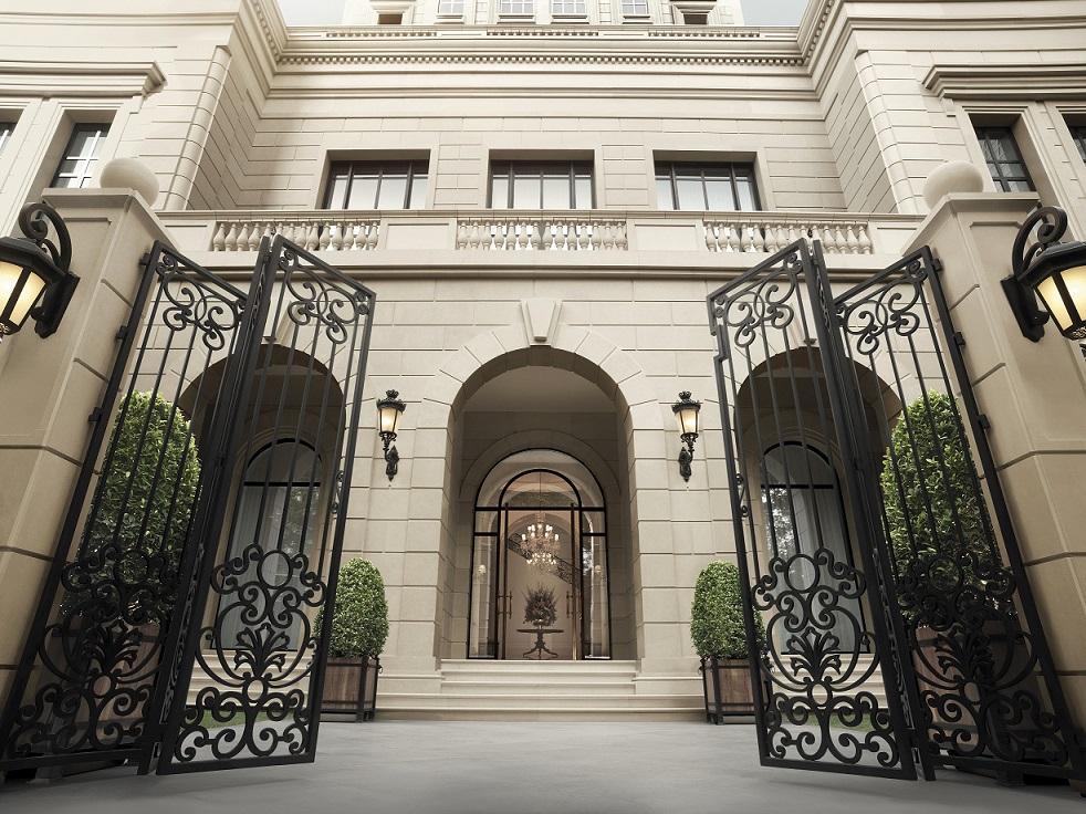 Sansiri's luxury condo 98 Wireless, with interiors by Ralph Lauren Home