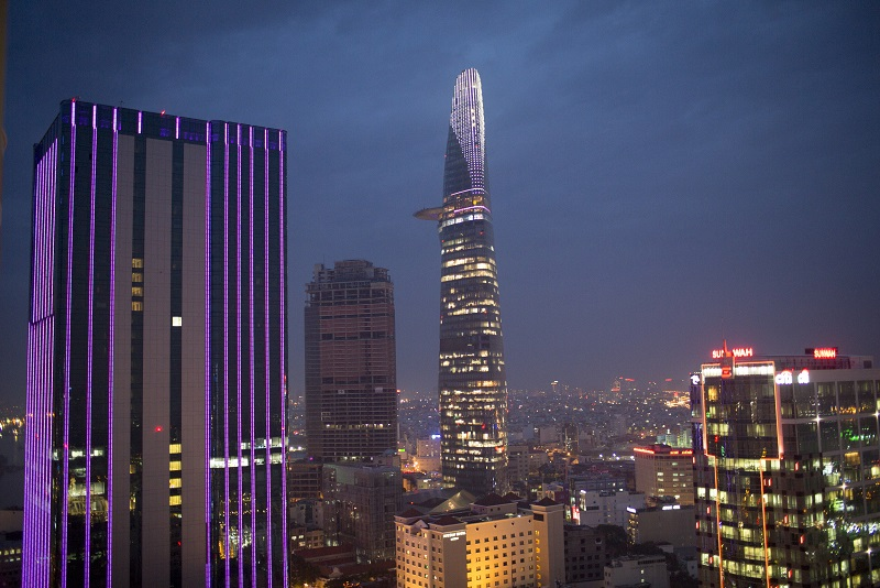 Bitexco Financial Tower and other commercial and residential buildings in HCMC - EDGEPROP SINGAPORE