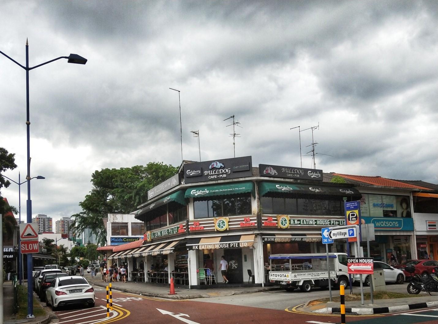 Crispy stacks of prata and milo dinosaurs await you here.  - EDGEPROP SINGAPORE