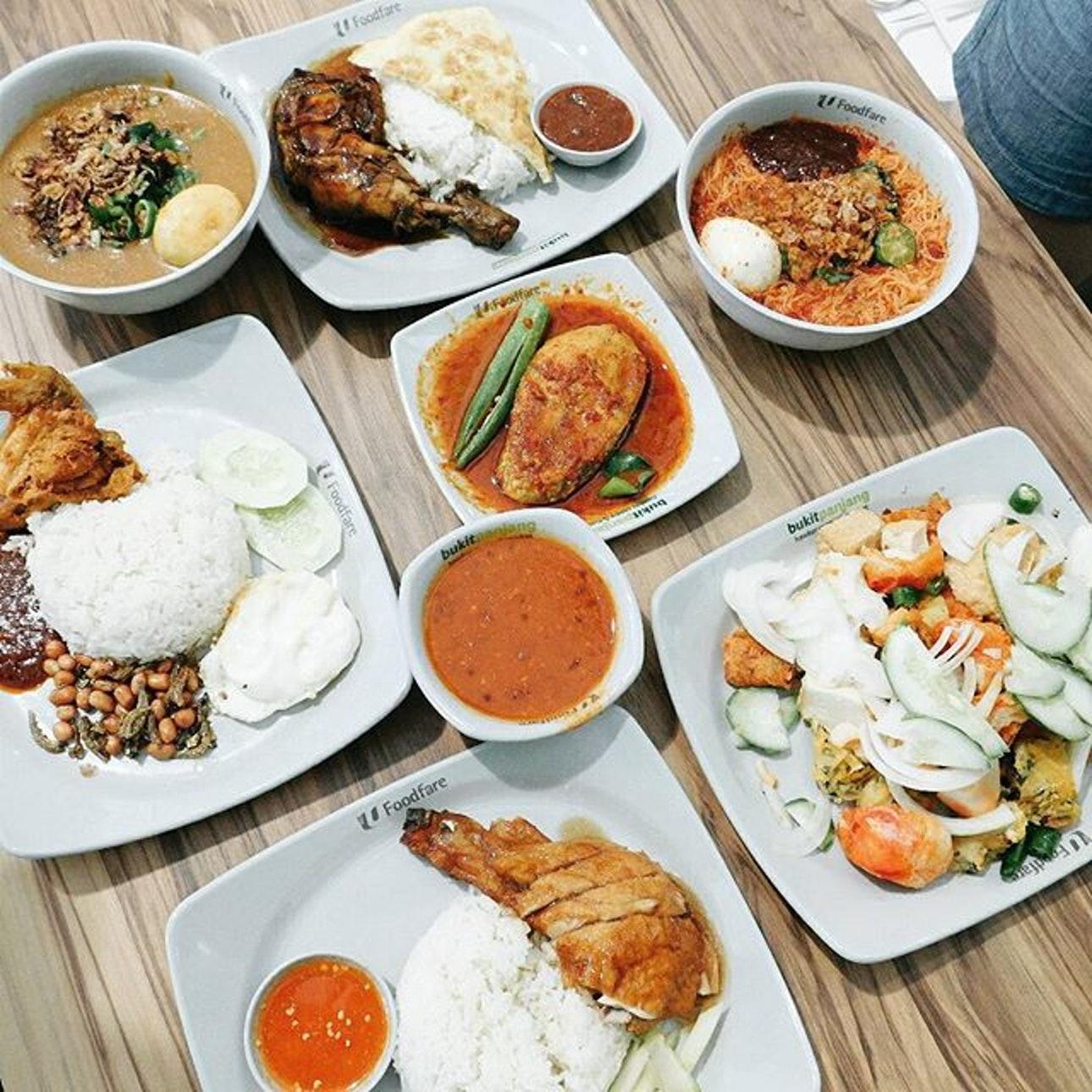 Weekend breakfast in Bukit Panjang for $2.50 … or less