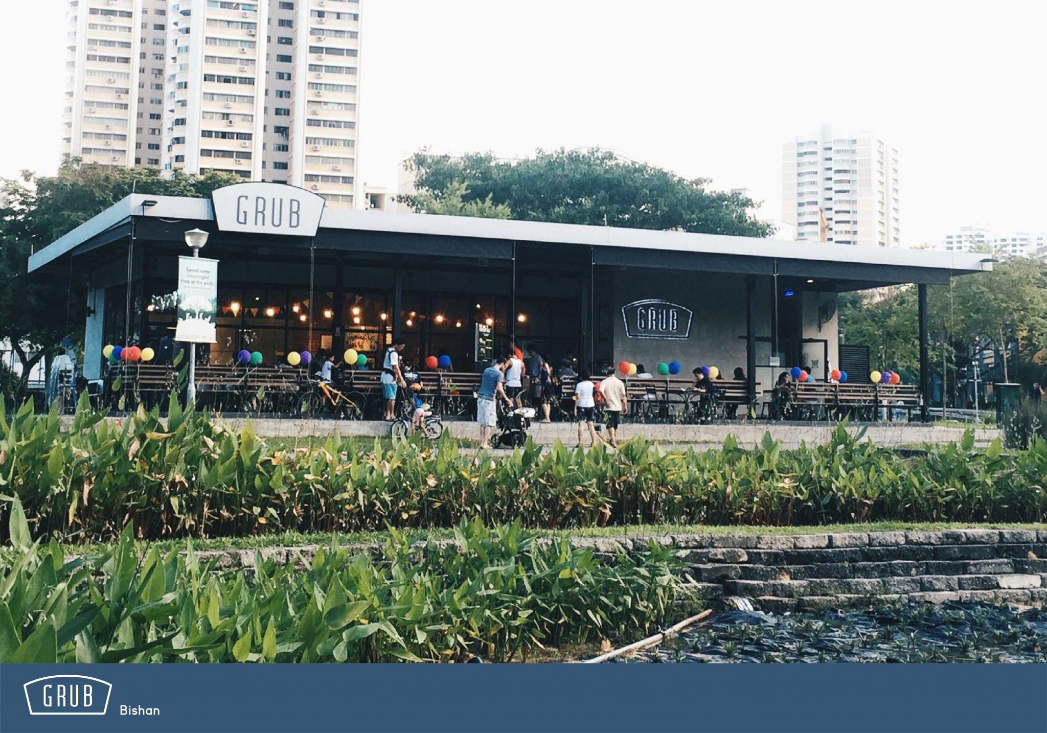 Grub Restaurant in Bishan EdgeProp Sg