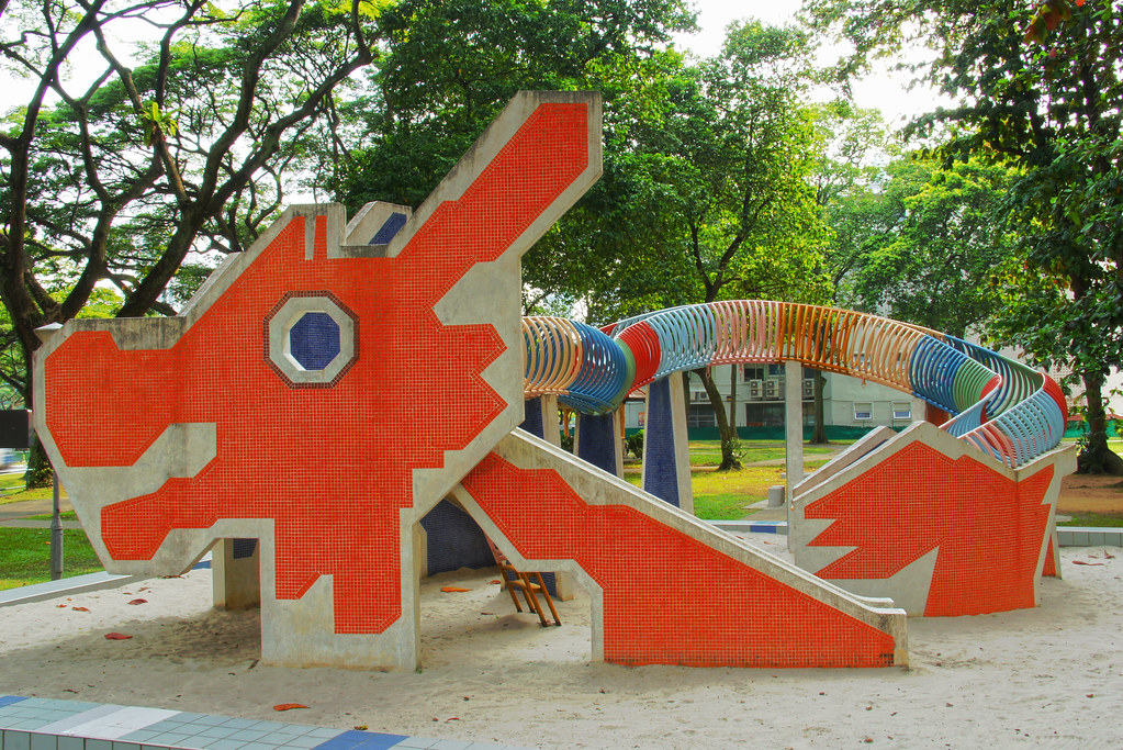Dragon Playground in Toa Payoh Photo Credits: Flickr