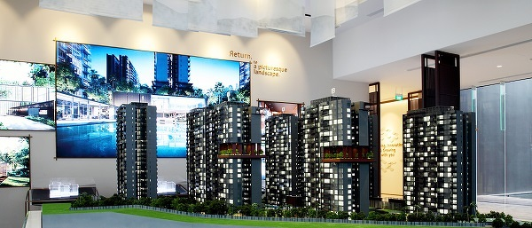 Jadescape sold 56 units at a median price of $1,690 psf last month, and was the top selling development in that period. (Picture: Samuel Isaac Chua/The Edge Singapore) - EDGEPROP SINGAPORE