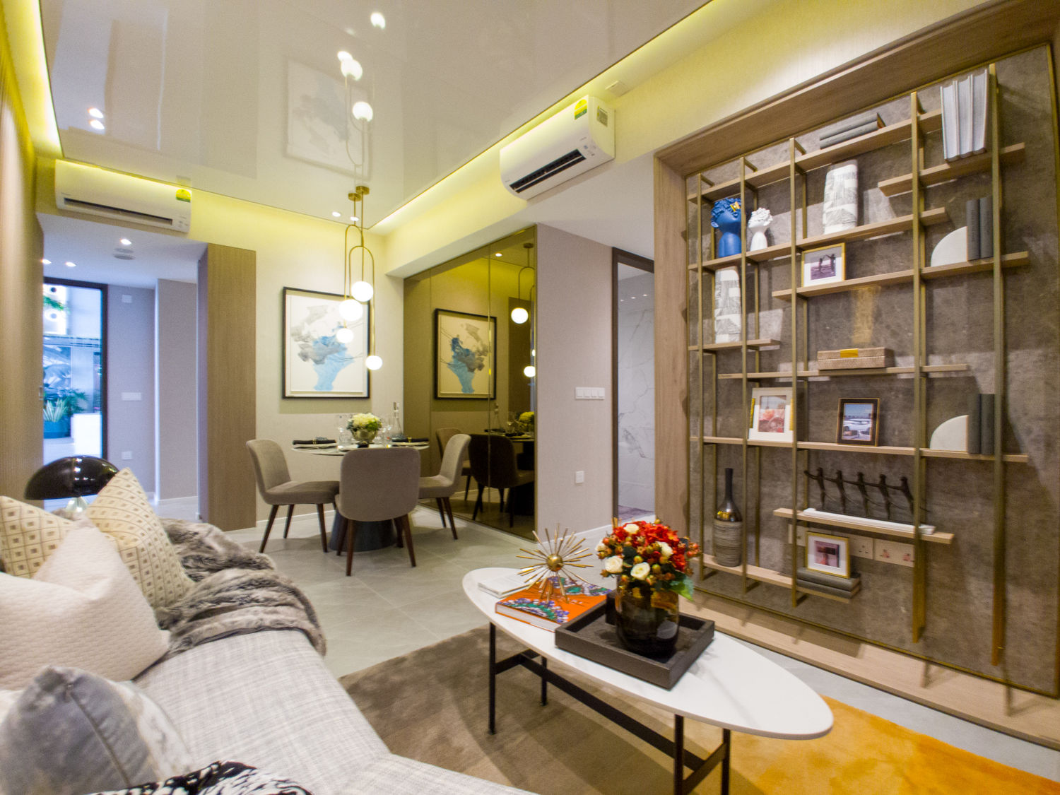 THE WATERGARDENS 2BR SHOWFLAT - EDGEPROP SINGAPORE
