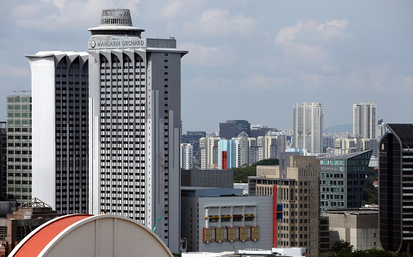 Singapore property outlook 2019 - The largest hotel deal this year was the purchase of Mandarin Orchard for $1.2 billion (Picture: Samuel Isaac Chua/The Edge Singapore)