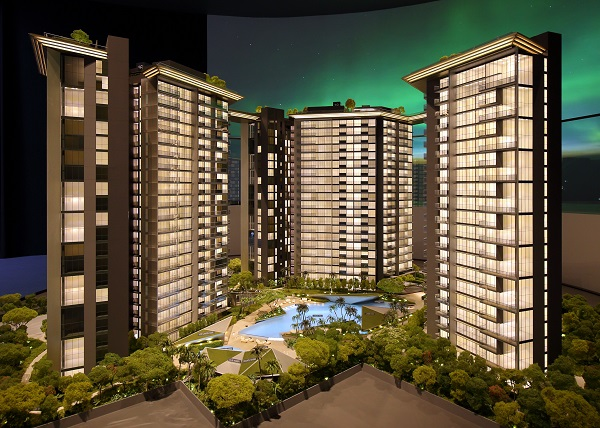 CDL's 592-unit Amber Park was the top-selling project in May 2019 (Picture: Samuel Issac Chua/EdgeProp Singapore) - EDGEPROP SINGAPORE