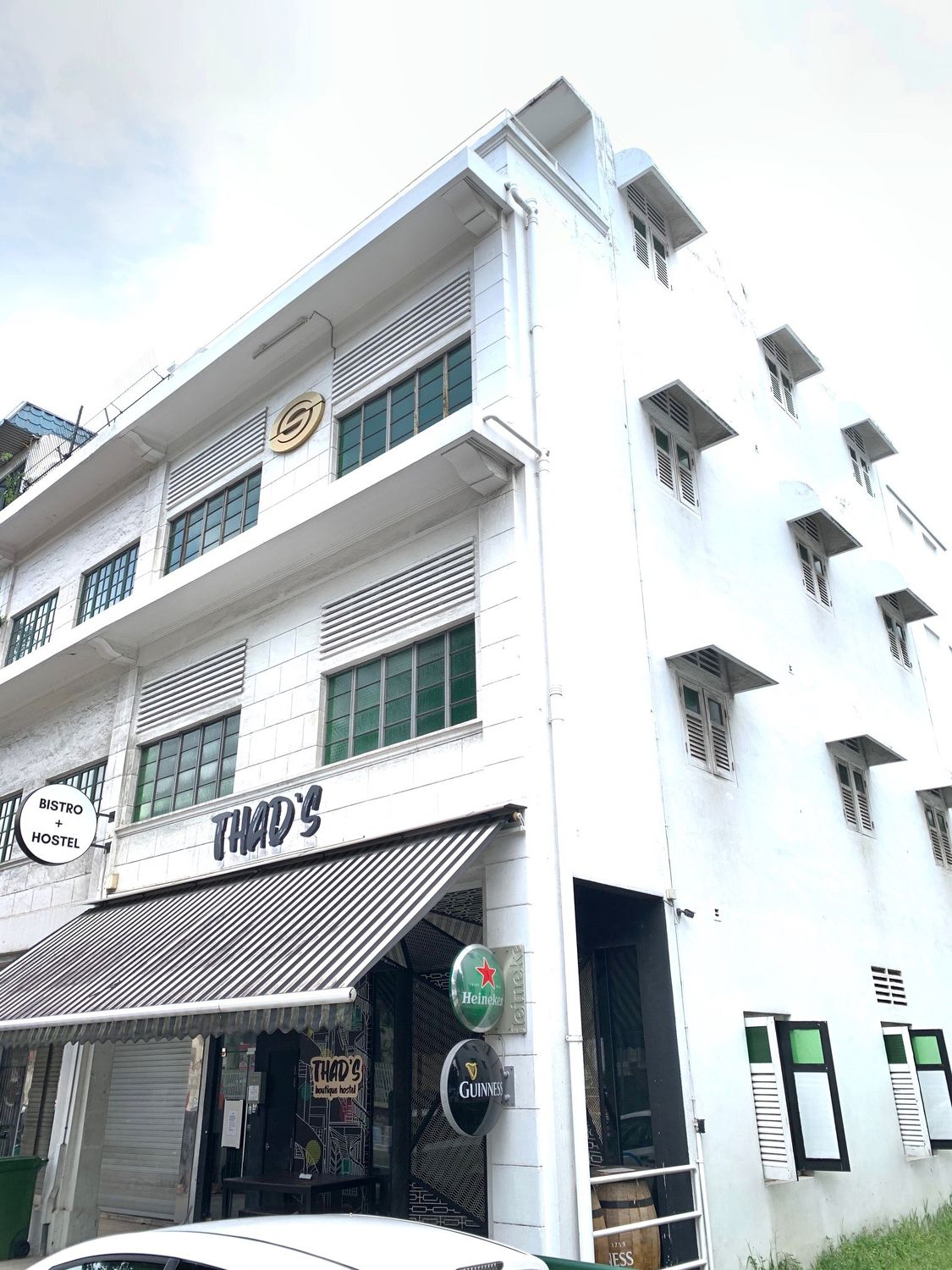 EdgeProp Singapore :Two freehold Lavender shophouses selling from $23.8 mil
