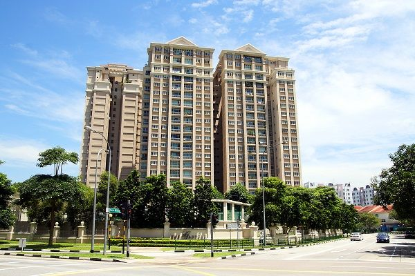 EDGEPROP SINGAPORE -  A three-bedroom unit at The Gardens at Bishan was sold for $1.34 million on May 29. (Picture: The Edge Singapore)