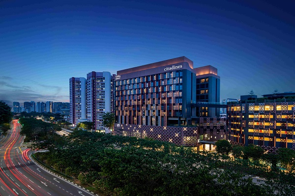 Ascott opened Citadines Rochor Singapore on 12 December this year. The serviced residence is part of the integrated development Tekka Place (Picture: The Ascott Ltd) - EDGEPROP SINGAPORE