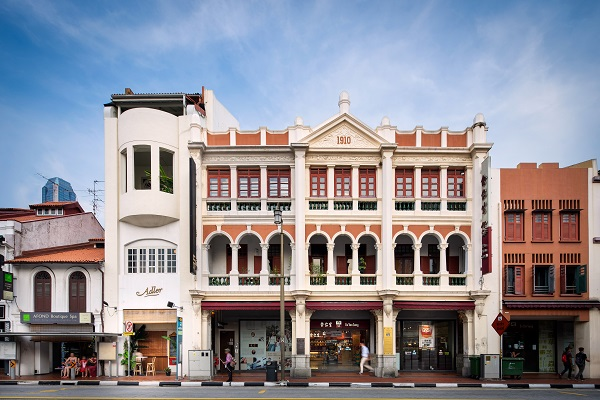 8M Real Estate has also acquired the Eu Yan Sang for $54 mil. (Picture: JLL)