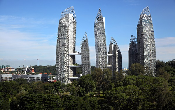 Reflections at Keppel Bay is a 99-year leasehold residential development by Keppel Land (Picture: Samuel Issac Chua/EdgeProp Singapore)