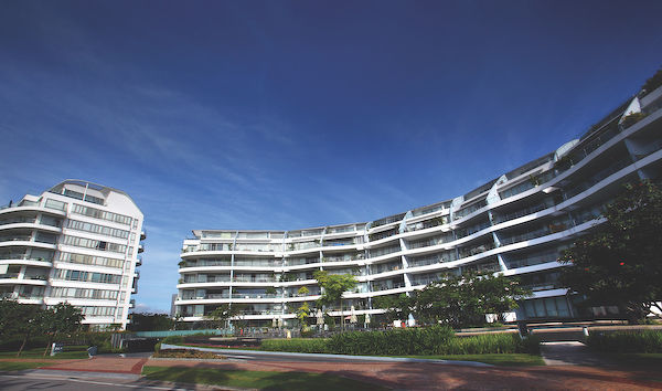 EDGEPROP SINGAPORE -  The seller of a three-bedroom unit at The Coast at Sentosa Cove incurred a loss of about $342,000 on June 5. (Picture: Samuel Isaac Chua/The Edge Singapore)
