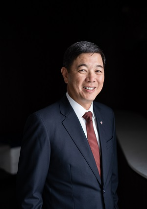 Christopher Tang, CEO of Frasers Property Singapore, will retire from his appointment on Dec 31 this year (Picture: Frasers Property Singapore)  - EDGEPROP SINGAPORE