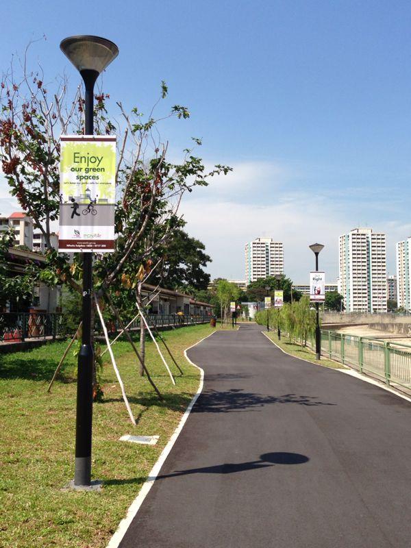 MACPHERSON -   The 2.52km Pelton Canal Park Connector links Kallang Park Connector to Balam Park Connector