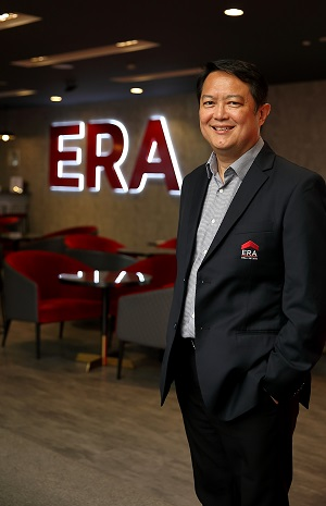 ERA's Lim: The leadership in real estate agencies plays an important part in emphasising and educating on the importance of high professional standards to all members in the company. (Picture: Samuel Isaac Chua/The Edge Singapore)
