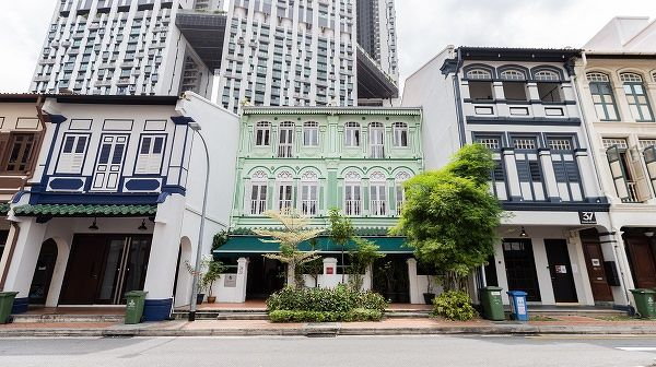 pair of conservation shophouses at Craig Road - EDGEPROP SINGAPORE