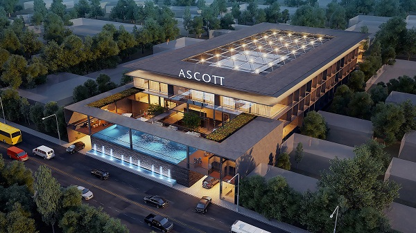 Set to open in 2022, Ascott Riviera Golf Abidjan is Ascott's first property in Ivory Coast, West Africa. The 100-unit serviced residence will offer studio, one-bedroom and two-bedroom apartments. (Picture: The Ascott Ltd)  - EDGEPROP SINGAPORE