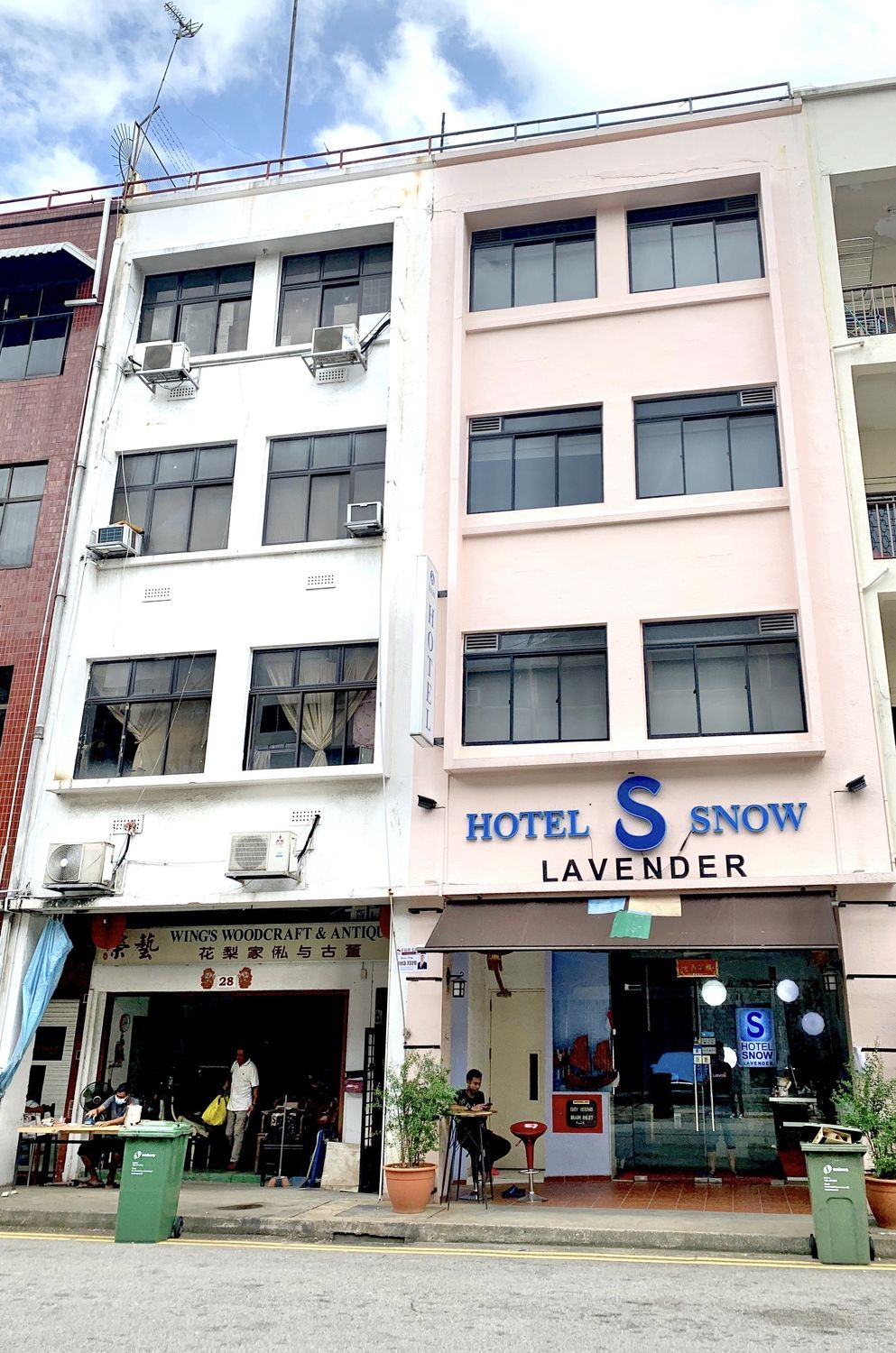 EdgeProp Singapore: Two freehold Lavender shophouses selling from $23.8 mil