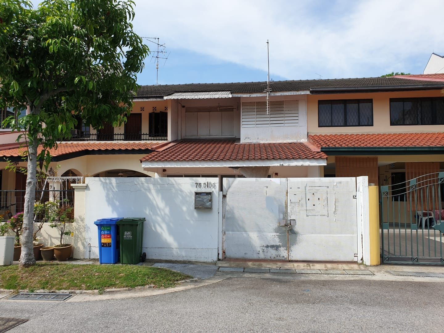 EdgeProp Singapore: Terraced house in Changi bought without viewing for $2.2 mil