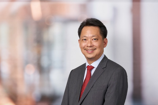 Paul Khong is now managing director and head of Savills Malaysia (Picture: Savills)