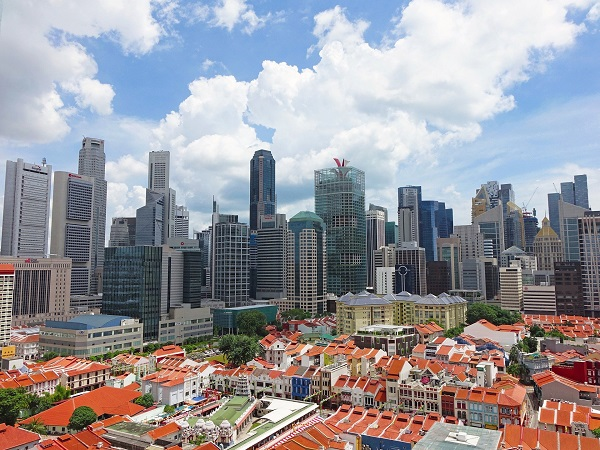 Most of the price gains made by the SRPI Central in January and February were given up in March 2020. (Picture: Pixabay) - EDGEPROP SINGAPORE