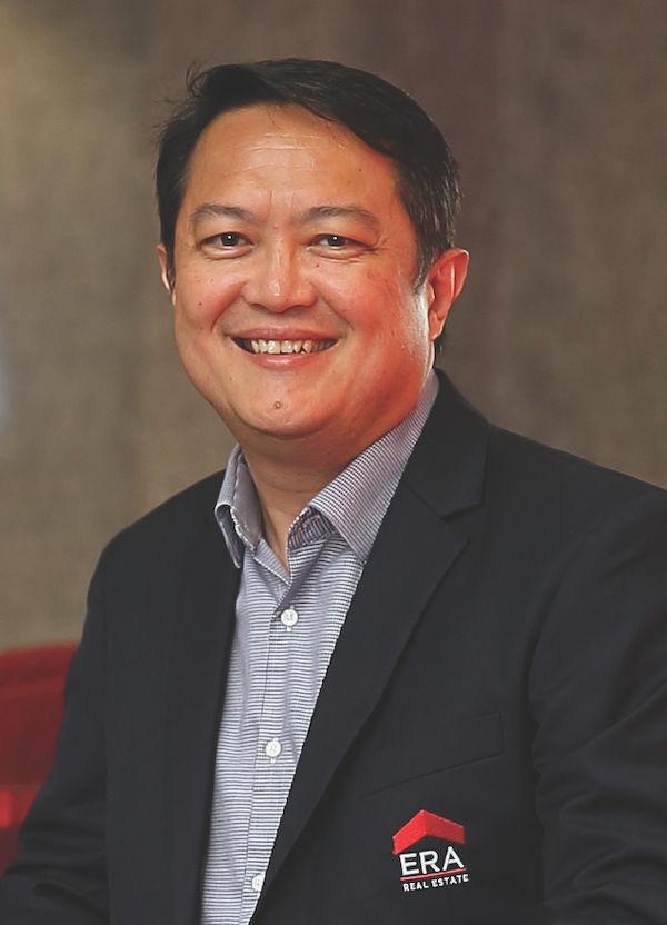ERA Realty Network的尤金•林姆表示,当地市场正处于价格预期不匹配的阶段,需要时间来找到平衡点(图片来源:Samuel Isaac Chua/the Edge Singapore)