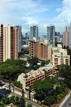 EDGEPROP SINGAPORE -  The five-bedroom unit at Yong An Park was sold for $10.1 million on June 10. (Picture: Samuel Isaac Chua/The Edge Singapore)
