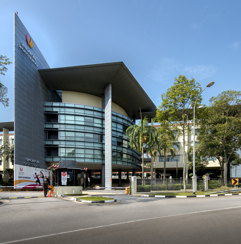 WOODLANDS - The Singapore Sports School in Woodlands - EDGEPROP SINGAPORE