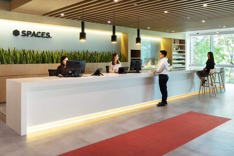 IWG - Spaces is one of IWG's fastest-growing brands worldwide. In Singapore, over the past five months, Spaces has opened in five new locations
