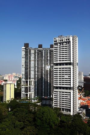 EDGEPROP SINGAPORE -  The seller of a penthouse unit at Spottiswoode 18 incurred a loss of $648,900 on June 11. (Picture: Samuel Isaac Chua/The Edge Singapore)