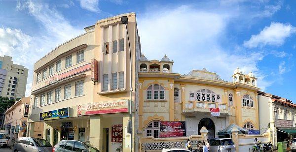three-storey building at 9 Norris Road - EDGEPROP SINGAPORE